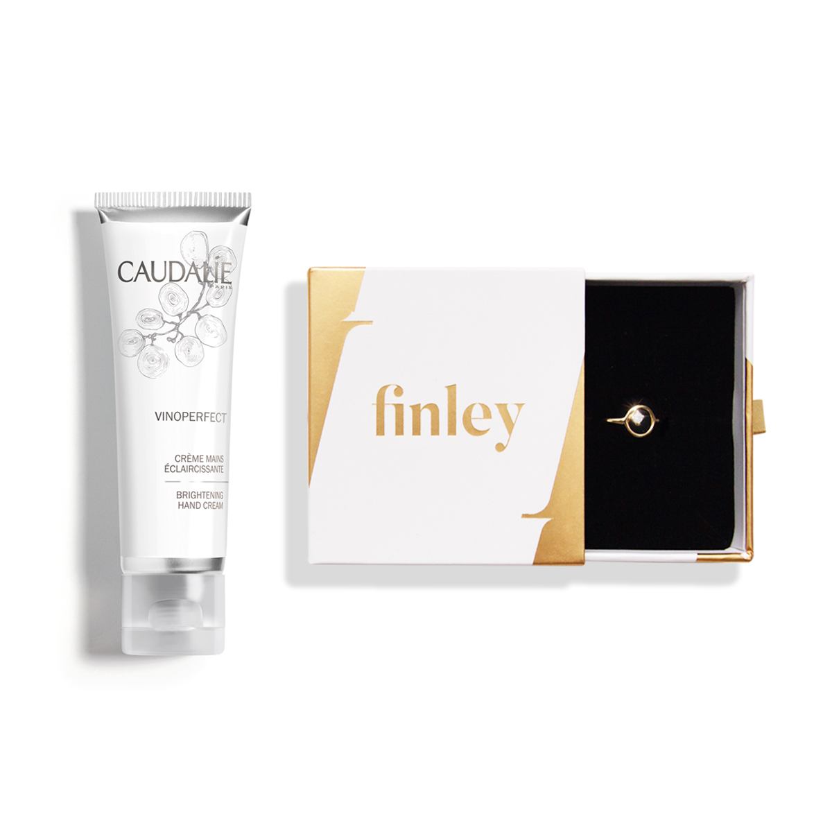 Hand Cream + Finley Ring Size 7