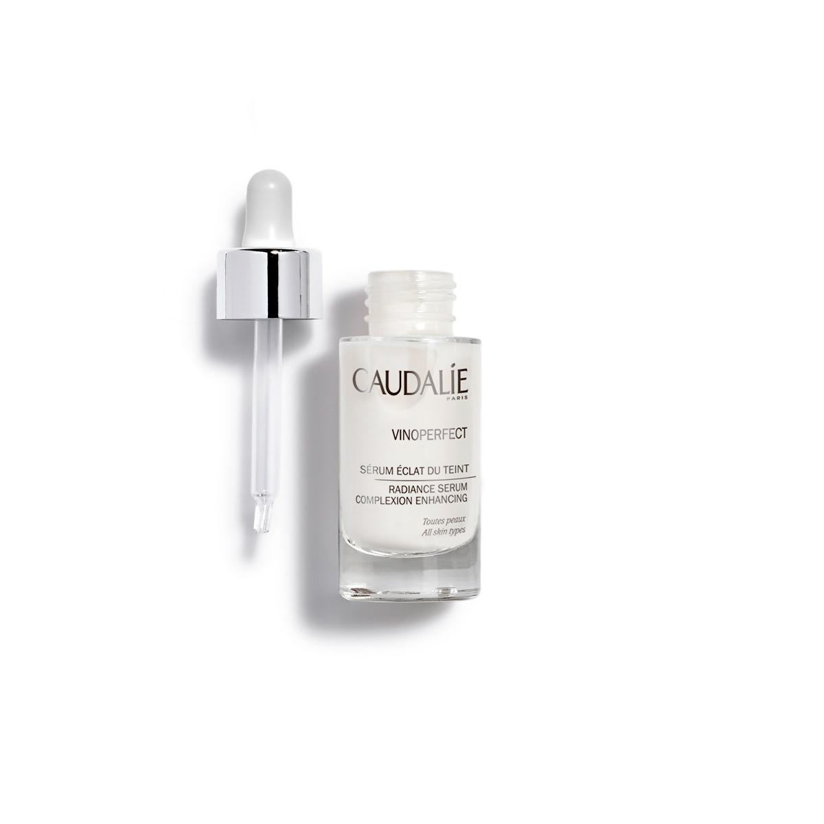 Vinoperfect Radiance Serum | CAUDALIE® The brightening solution